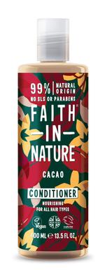 Faith in Nature Cacao Conditioner - 400 ml