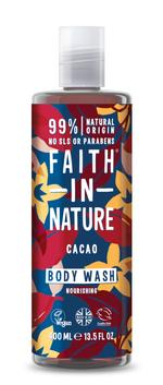 Faith in Nature Cacao Body Wash - 400 ml