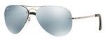 RayBan Aviator Unisex Sunglasses - RB3449-003/30-59