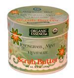 Organic Essence Lemongrass Mint Revitalize Scrub Butter - 270 gm