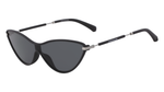 Calvin Klein Cat Eye Sunglasses - CK-J19702S-001-65