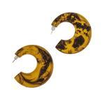 Gunina Green Drop Earrings (GE1257)