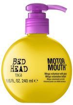 Tigi Bed Head Motor Mouth 8.0 Oz, Mega Voluminizer With Gloss - 240 ml