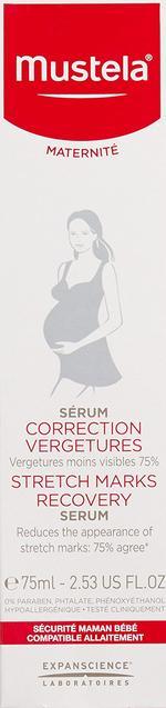 Mustela Stretch Marks Recovery Serum - 75 ml