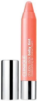 Clinique Chubby Stick Baby Tint Moisturizing Lip Colour Balm - # 01 Poppin' Poppy