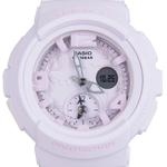 Casio  Baby-G Diving Pink Resin Strap Analog  Digital  Watch -BGA190BC-4B