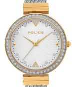 Police Yakima Two Tone Silver Gold Analog Watch -P 15575BSTG-04M