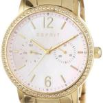 Esprit Kate Gold Tone Analog Watch - ES108092002