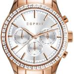 Esprit Stone Street Rose Gold Tone Analog Watch - ES109042003