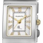 Orphelia Classic Roma Silver Gold Links Analog Watch -122-3705-12