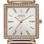 Guess Vanity Rose Gold Tone Stainless Steel Analog Watch - W1030L4