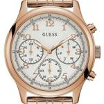 Guess Taylor Rose Gold Stainless Steel Analog Watch - W1018L3