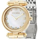 Escada Vanessa Two Tone Silver Gold Analog Watch  - D EW3205034