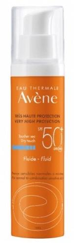 Avène Very High Protection Fluid SPF 50+ - 50 ml