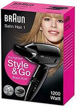 Braun Satin Hair 3 Style&Go Travel Dryer HD130 - 1200 W