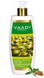 Vaadi Herbals Olive Conditioner With Avocado Extract - 350 ml