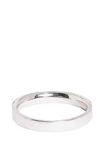 APM Monaco 925 Silver and Yellow Zirconia Ring (A15064OY-054)