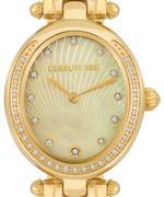 Cerruti 1881 Nemi Gold Tone Stainless Steel Analog Watch - C CRWM19905
