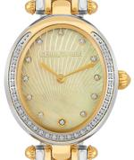 Cerruti 1881 Nemi Silver Gold Links Analog Watch - C CRWM19907