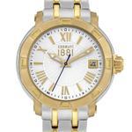 Cerruti 1881 GIULIANOVA Dual Toned Bracelet Strap Analog Watch - C CRWM25605