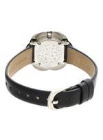 Nina Ricci Black Leather Analog Watch - N NRD073021