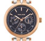 Police SESMA  Dual Toned Bracelet Strap Analog Watch - P 15890BYR-03MTR