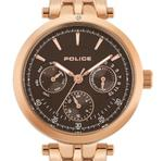 Police SESMA  Rose Gold Bracelet Strap Analog Watch - P 15890BYR-12M