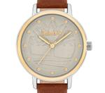 Timberland Sherburne Brown Leather Strap Analog Watch - T TBL15960MYTG-63