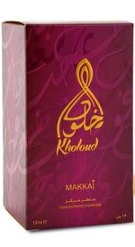 Makkaj Kholoud Perfume Oil -  12 ml