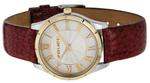 Police Nichole Red Leather Strap Analog Watch -P 14735BSTG-28