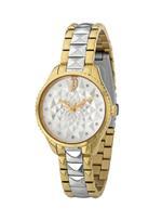 Police Adalyn Silver Rose Gold Analog Watch -P 14989BSG-04MTA