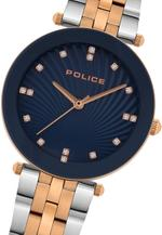 Police Montaria Two Tone Silver Rose Gold Analog Watch -P 15569MSR-03MTR