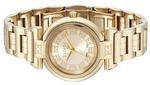 Escada Lauren Gold Tone Stainless Steel Analog Watch - D EW2105012