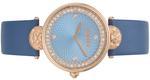 Versus Vic Har Blue Leather Strap Analog Watch - V WVSP331618