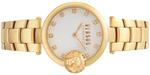Versus Buffle Bay 2 Gold Stainless Steel Analog Watch -V WVSP871118