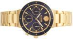 Versus Harbour Heights Gold Tone Analog Watch - V WVSP880718