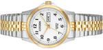 Citizen Silver Tone Gold Acetate Analog Watch -  EQ2004-95A