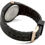 Superdry Urban Black Dotted Silicon Analog Watch (T SDWSYL167B)