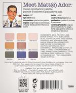 The Balm Meet Matt(e) Ador Matte Eyeshadow Palette