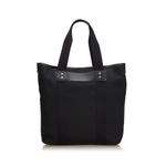 Gucci Black Nylon Tote Bag (9CGUTO033)
