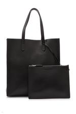 Givenchy Black & Red Calfskin Basic Medium Tote Bag (9JGVTO002)