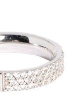 APM Monaco 925 Silver  Zirconia Ring (A15287OX-44)