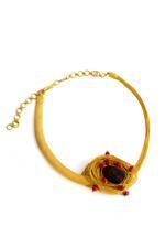 Gunina Gold Necklace (GN773)
