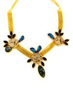 Gunina Gold Necklace (GN922)