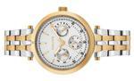 Police SESMA  Dual Toned Bracelet Strap Analog Watch - P 15890BYG-04MTG