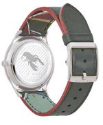 Ted Baker Manhatt Men's Watch with Grey Dial and Grey Leather Strap - T TBKPMHF9083O
