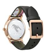 Ted Baker Poppiey Women's Watch with Black Dial and Black Leather Strap - T TBKPPOF9023O