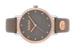 Timberland Sherburne Grey Leather Strap Analog Watch - T TBL15960MYTR-79