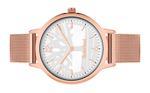 Timberland Moulton Rose Gold Mesh Strap Analog Watch - T TBL15963MYR-04MM