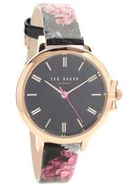 Ted Baker Ruth Multi Leather Strap Analog Watch - TE50267003